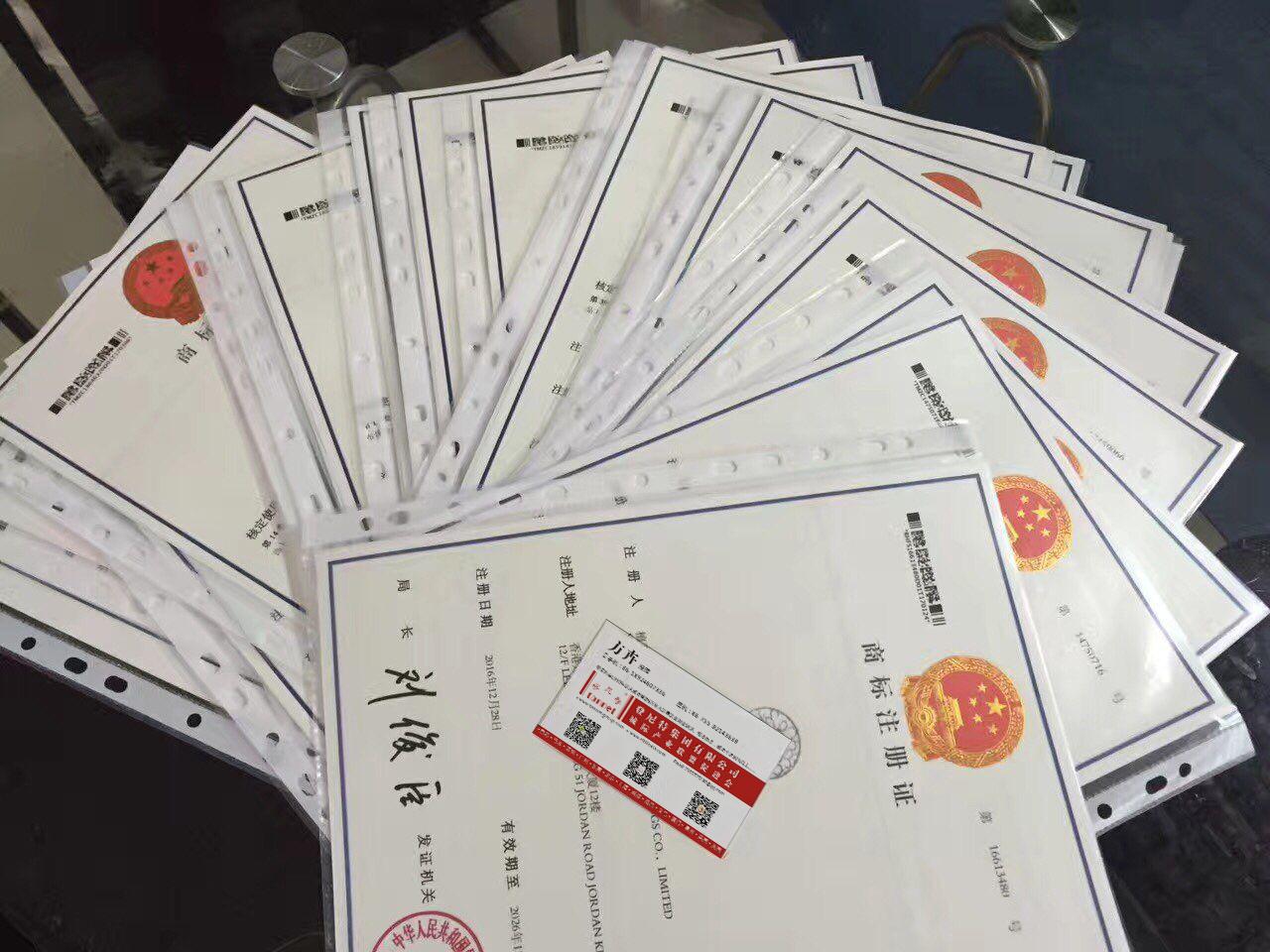 商标注册成功案例