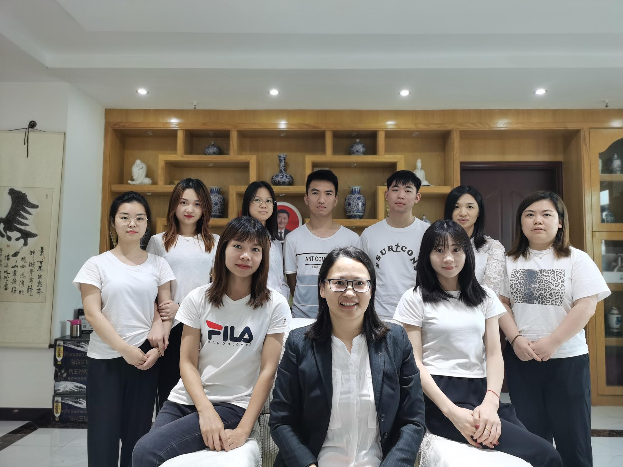 深圳点部门团队风貌展示